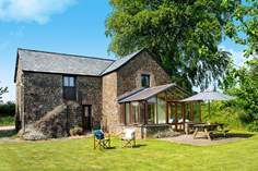 Grascott Cottage - Holiday Cottage - 8.7 miles NE of Holsworthy