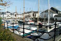 Marina View - Holiday Cottage - Falmouth