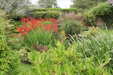 The second Open Garden date is in May 2 - 5 pm.