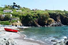 Man o' War - Holiday Cottage - Cadgwith