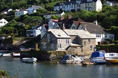 Island House - Holiday Cottage - 1.9 miles N of Fowey