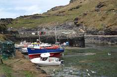 Captain's Retreat - Holiday Cottage - Boscastle