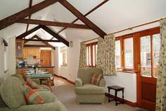 Higher Alsworthy Barn - Holiday Cottage - 6.1 miles NE of Bude