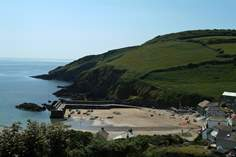 Parc an Gates - Holiday Cottage - 1.9 miles S of Mevagissey