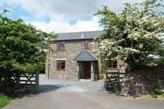 Lower Bephillick Cottage - Holiday Cottage - 4 miles NW of Looe