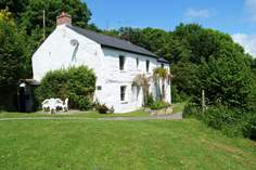 Orchard Cottage - Holiday Cottage - 1.7 miles E of Perranporth
