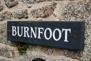 Welcome to Burnfoot.