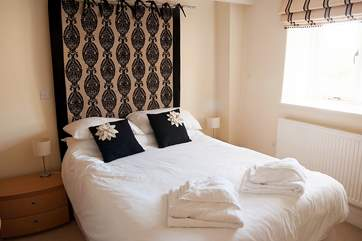 The second double bedroom (Bedroom 2) is also beautifully furnished.