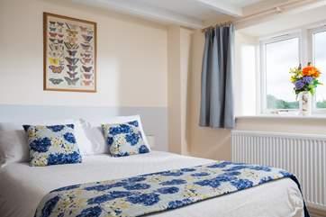 The second double bedroom (Bedroom 2).