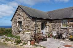 An Skyber - Holiday Cottage - 7.7 miles SW of St Ives