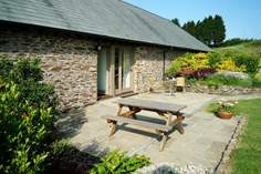 West Hartley Hayloft - Holiday Cottage - 4.7 miles W of Dartmouth