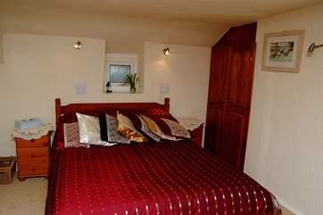 Bedroom 3 is found on the top floor.