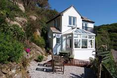 The Magazine - Holiday Cottage - Lamorna Cove