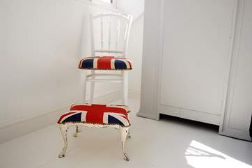 High quality furnishings throughout.