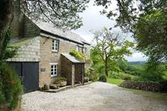 South Boduel Cottage - Holiday Cottage - 6.7 miles N of Looe