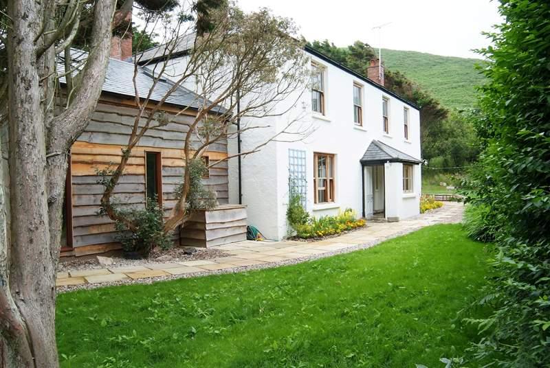 Meadowgate is set in a beautiful tranquil spot.