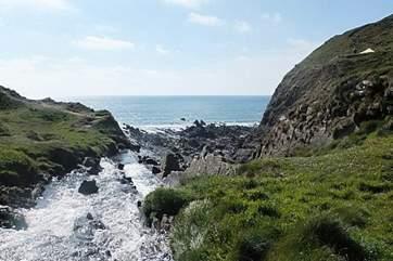 Stunning coastal scenery to enjoy.