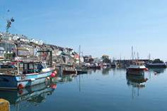 Boat Builders Cottage - Holiday Cottage - Mevagissey