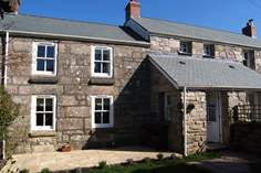 Shady Lane Cottage - Holiday Cottage - 5.3 miles N of Sennen