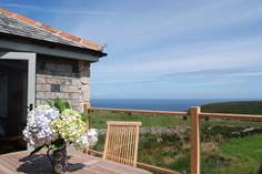 Atlantic Heights - Holiday Cottage - 8.9 miles W of St Ives