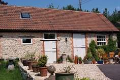 Cider Barn - Holiday Cottage - 8.4 miles N of Lyme Regis