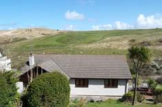 Watership Down - Holiday Cottage - 1.6 miles SW of Crantock