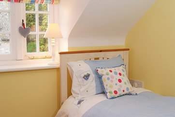 Bedroom 3 has dual aspect windows.