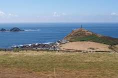 Porthledden at Cape Cornwall - Holiday Cottage - 1 mile W of St Just