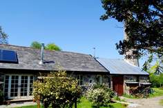 The Old Engine House - Holiday Cottage - 3.5 miles NW of Lostwithiel