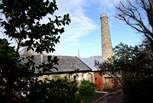 The Old Engine House chimney stack is still there and will make for an interesting photograph.