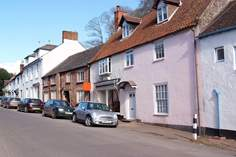 Cottages near Dunster
