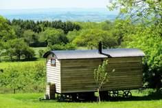 Tor View Shepherd's Hut