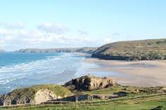 Trevellance - Holiday Cottage - 1.1 miles SE of Perranporth