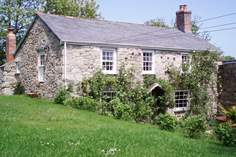Old Penberthy Farmhouse - Holiday Cottage - 5.1 miles SE of St Ives