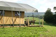 Knightstone Farm Glamping Lodge - Holiday Cottage - Ottery St Mary