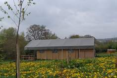 Beaver's Lodge Safari Tent - Holiday Cottage - Ottery St Mary