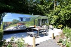 Airstream 1234 - Holiday Cottage - 2.4 miles NW of Dartmouth