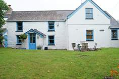Sunnyside Cottage - Holiday Cottage - 1.4 miles E of Perranporth