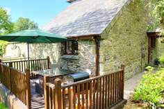 Hendre Cottage - Holiday Cottage - 7.1 miles NE of Looe