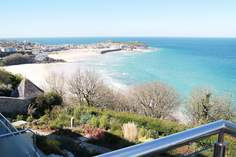 Rolling Surf - Holiday Cottage - St Ives