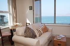 Little Bo Apartment Sleeps 4 + cot, Sennen.