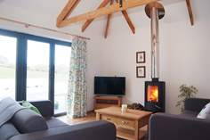 The Pavilion - Holiday Cottage - 2.1 miles NW of Truro