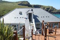 Penelope - Holiday Cottage - 1 mile SW of Mullion