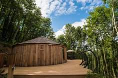 Buzzard Cedar Yurt - Holiday Cottage - 2.2 miles NW of Dartmouth