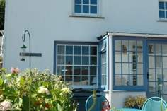 Slipway Cottage - Holiday Cottage - Portscatho