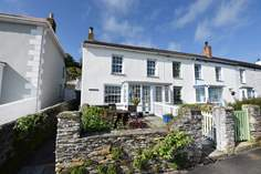 Slipway Cottage - Holiday Cottage - Portscatho