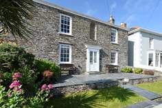 Victoria House - Holiday Cottage - Portscatho