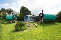 Gypsies Hideaway - Holiday Cottage - 3.2 miles SW of Wadebridge