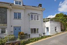 Cutty Sark - Holiday Cottage - St Mawes