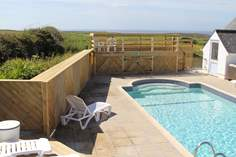 The Old Dairy - Holiday Cottage - 1 mile S of Sennen